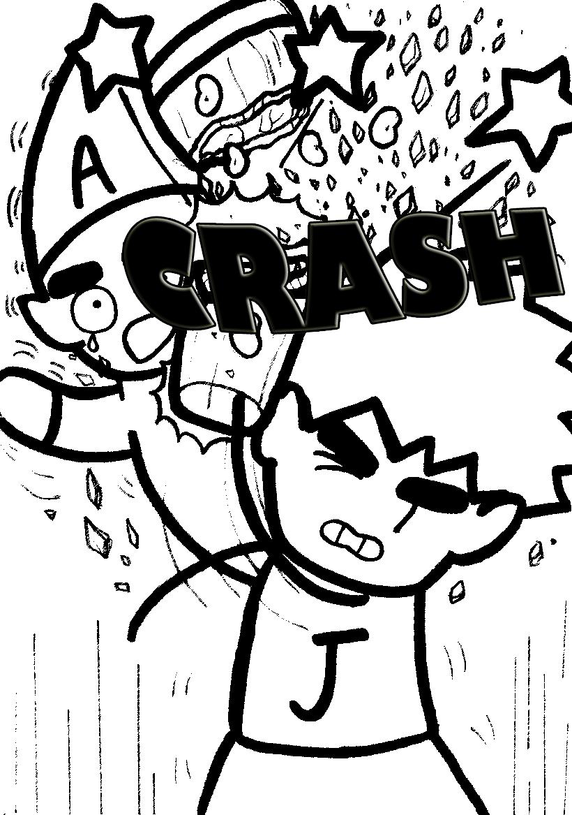 CRASH!!!