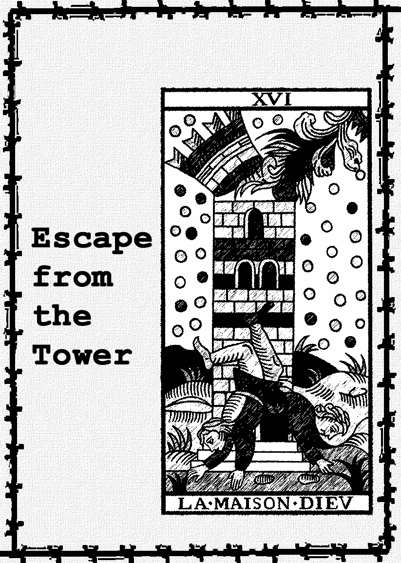 Escape from the Tower-Cover